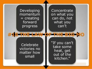 The 7-Day Rule for Network Marketing momentum