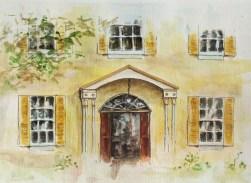 Parramatta House painting