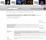 Forum sur Johnny Hallyday