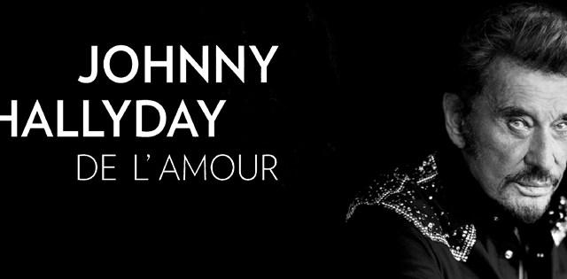 johnny hallyday album de l'amour