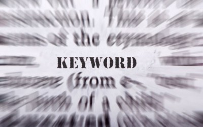 Using the right keywords for your SEO campaign