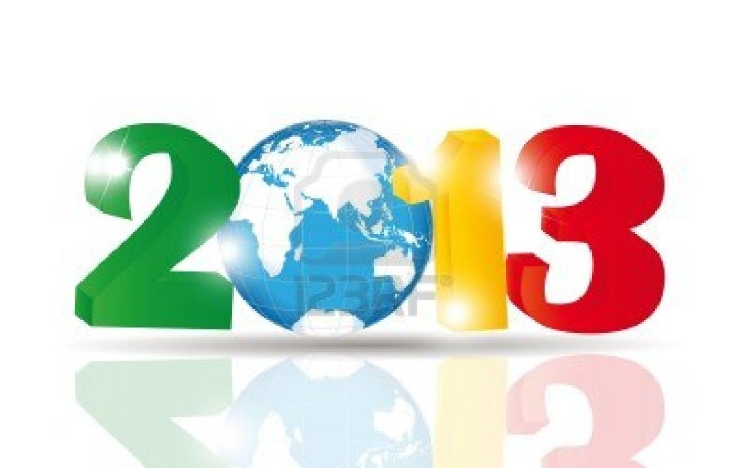 Start 2013 with social media and blogging
