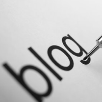 Make blogging part of your marketing arsenal