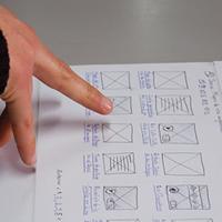 Determine your website structure before you start website design