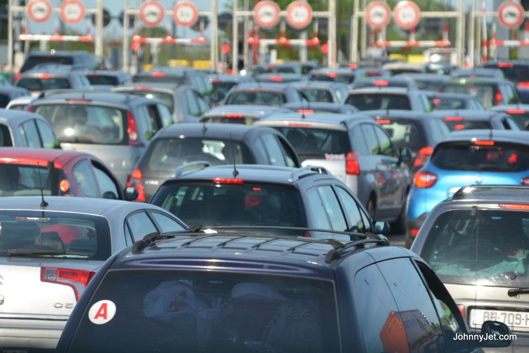 French traffic
