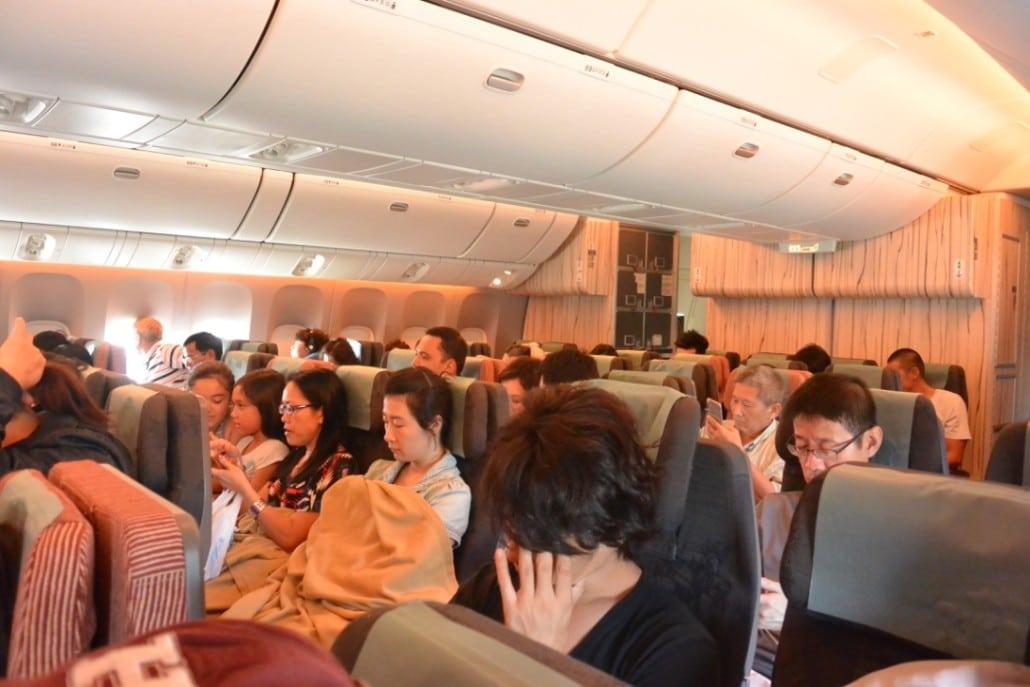 Economy seating