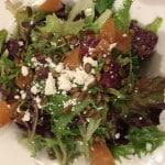 Mad River Barn's beet salad