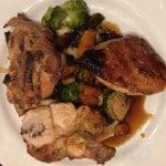 Mad River Barn's roast chicken