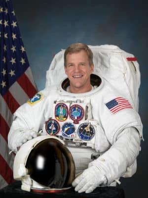 Scott Parazynski (Credit: NASA)