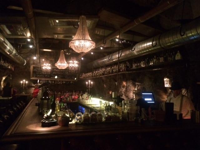 Gin-Bar Stollen