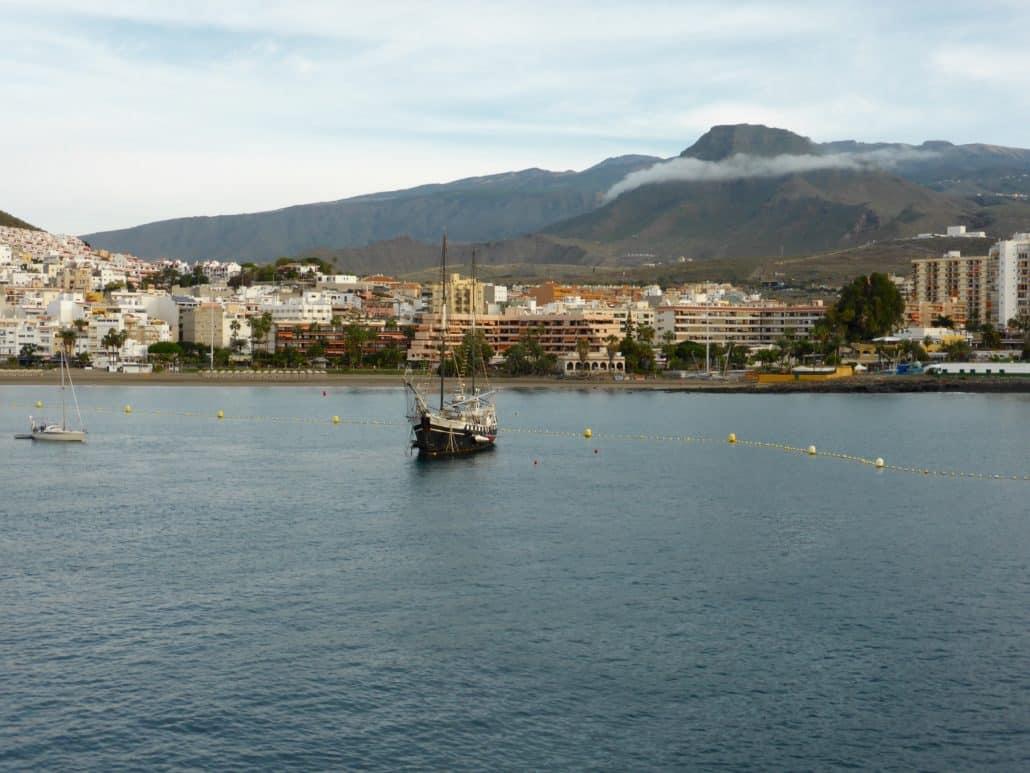 La Gomera is a popular island with sailors