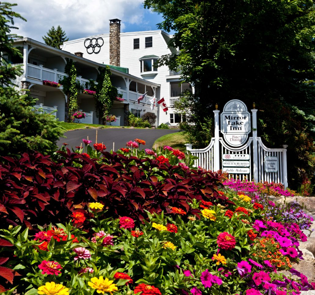 Mirror Lake Inn-home of The View (Credit: LakePlacid.com)