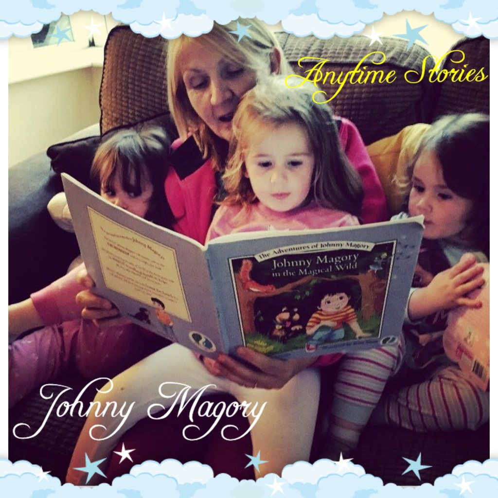 Johnny Magory Books