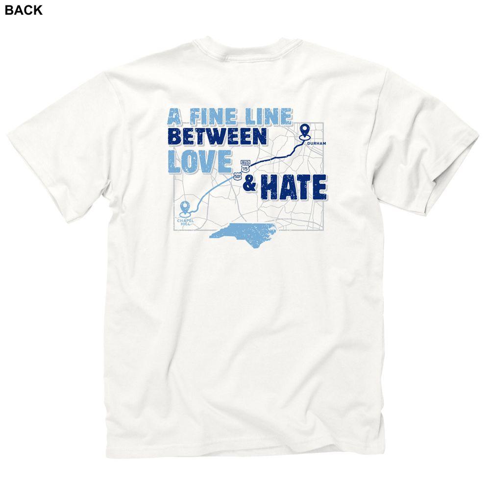 Carolina Tar Heels Duke T Shirts