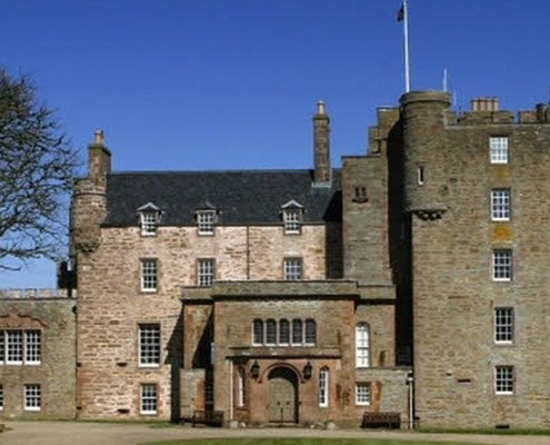 Castle of Mey near John O'Groats Caravan & Camping Site
