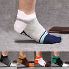 5 Pairs Men's five finger toe Socks Cotton Ankle Casual Sports Low Cut Breathe