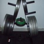 Cap Barbell RK-1 Standard Plate Rack