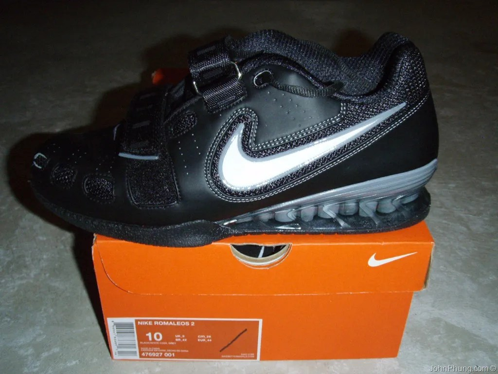 22a3224ae00 Nike Romaleos 2 Weightlifting Shoes Review