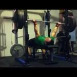 360 bench press
