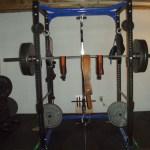 320 lb Squat