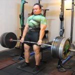 600 lb Hook Grip Deadlift