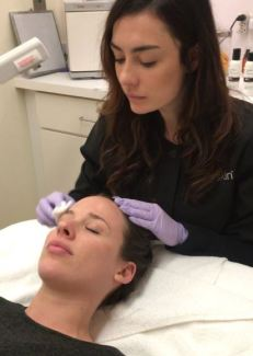 skin peel chicago