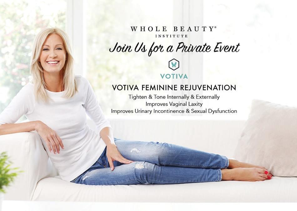 Votiva® Private Event