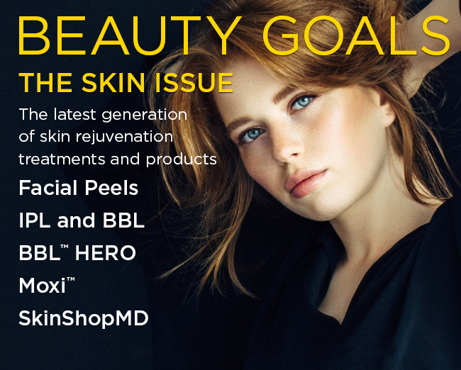 BeautyGoals – The Skin Issue