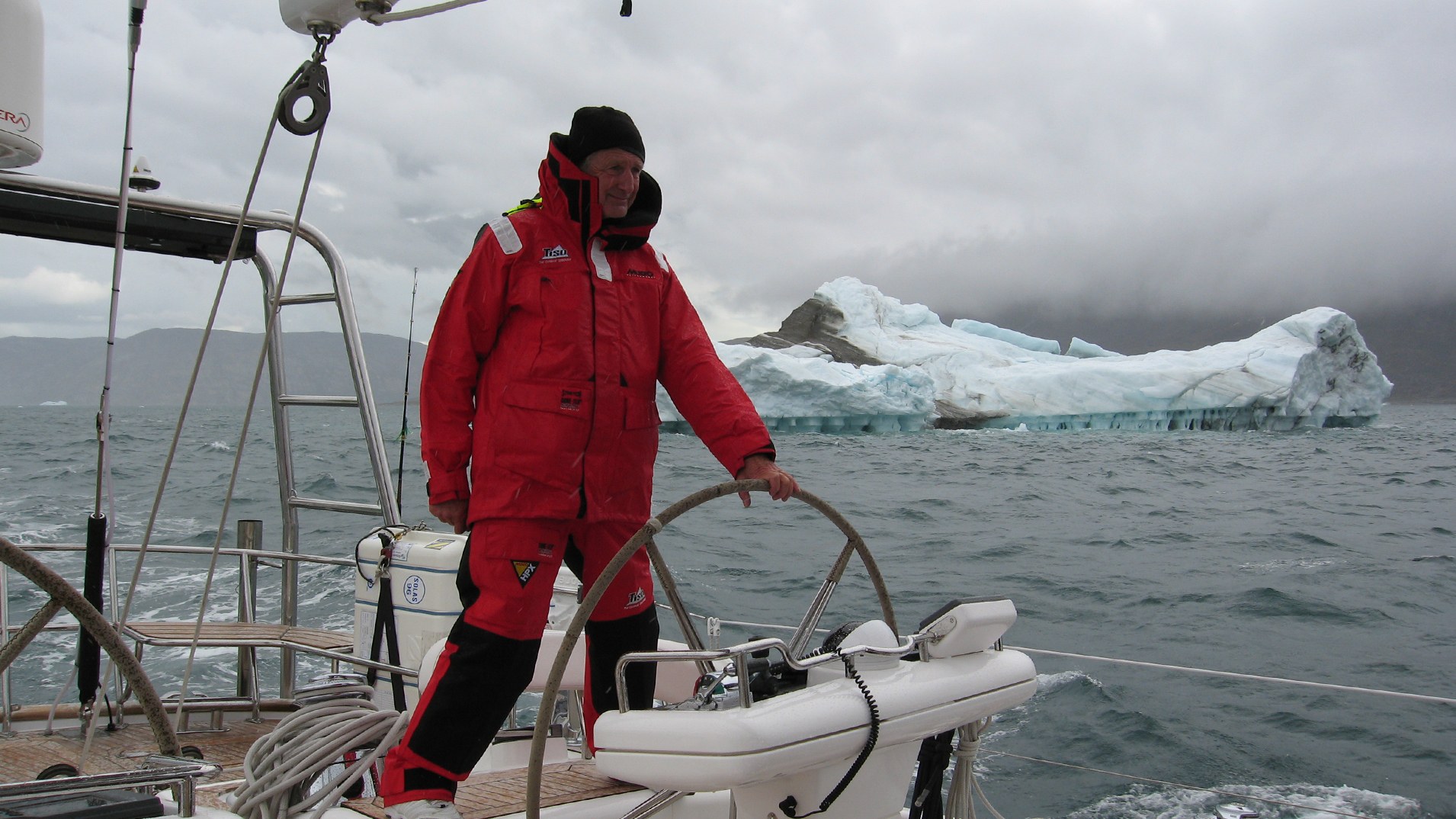 On-Line Talk: Greenland and Baffin with the Wild Bunch