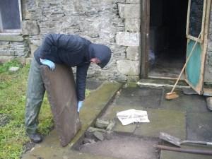 Removing a Slab