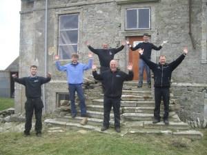 The Edrington Trust gang