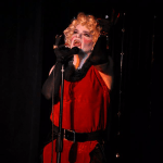 from performing in Melissa Driscol's show at Stonewall