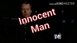 Innocent Man Scott Davis