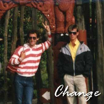 John Hunter & Paul Moore in New Zealand