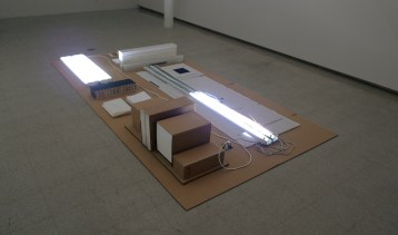 john ros installation, untitled: compilation/collection., 2012