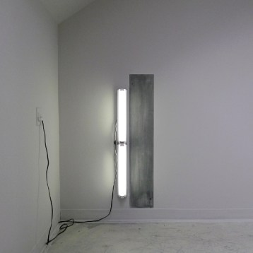 john ros installation, the suppression of awareness, 2012