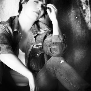 Porträttfotografering Rebecca Edstrand