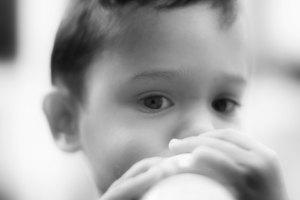 Barn porträtt fotograf