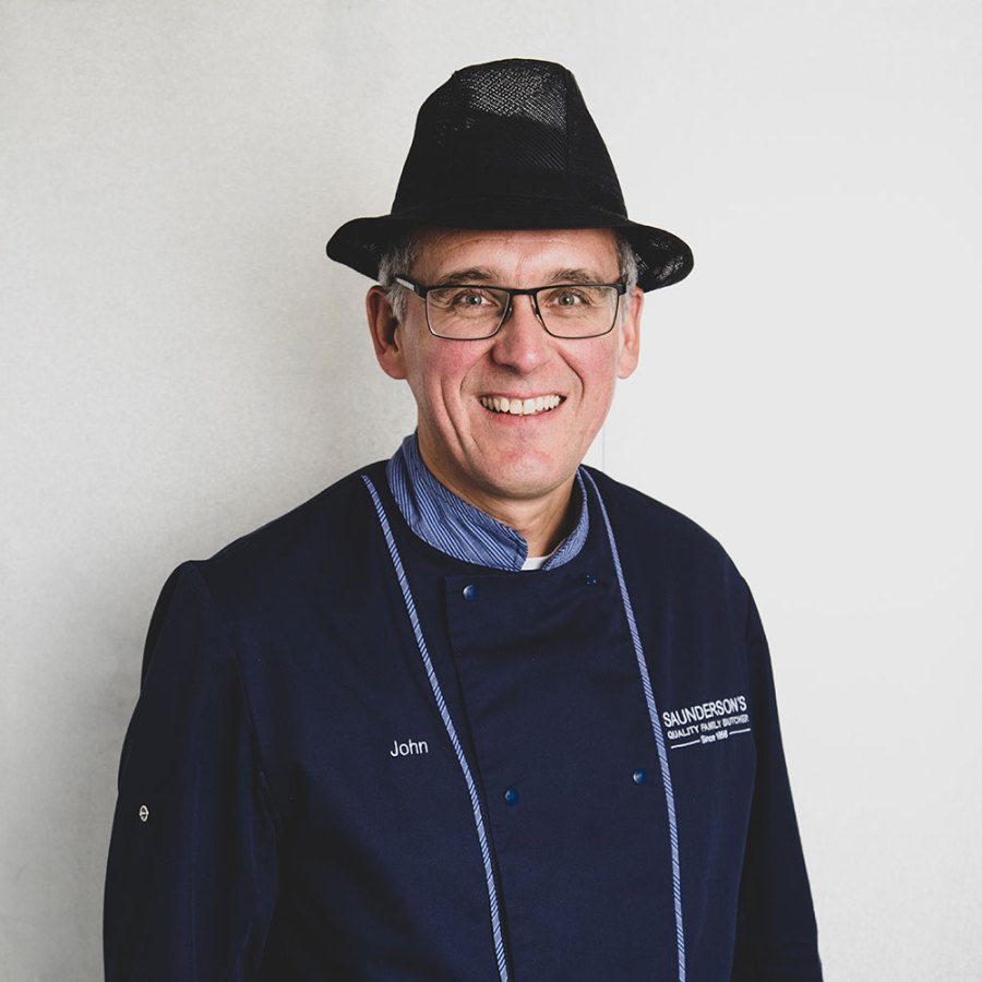 John Saunderson Saunderson's Quality Family Butcher Edinburgh