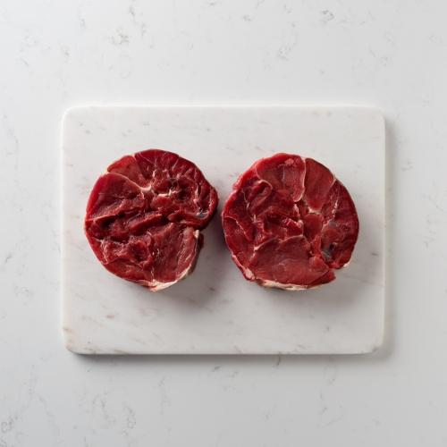 Scotch beef hough Saunderson's Edinburgh butcher