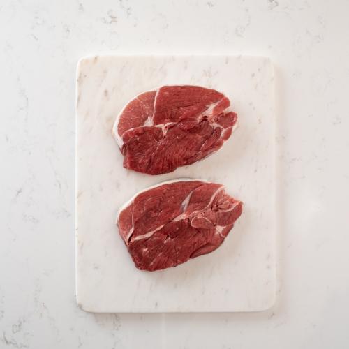 Scotch lamb boneless chops Saunderson's Edinburgh butcher