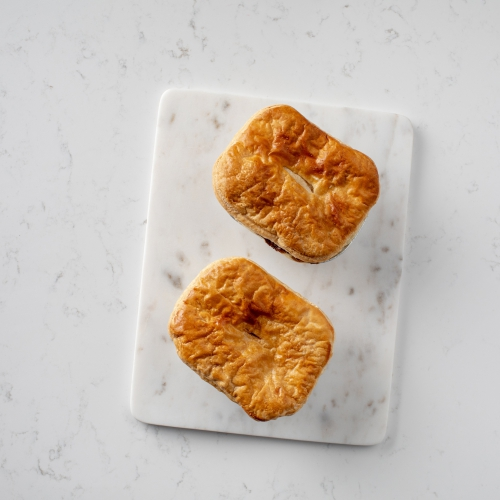 Individual Steak Pie | Saunderson's Quality Family Butcher ...