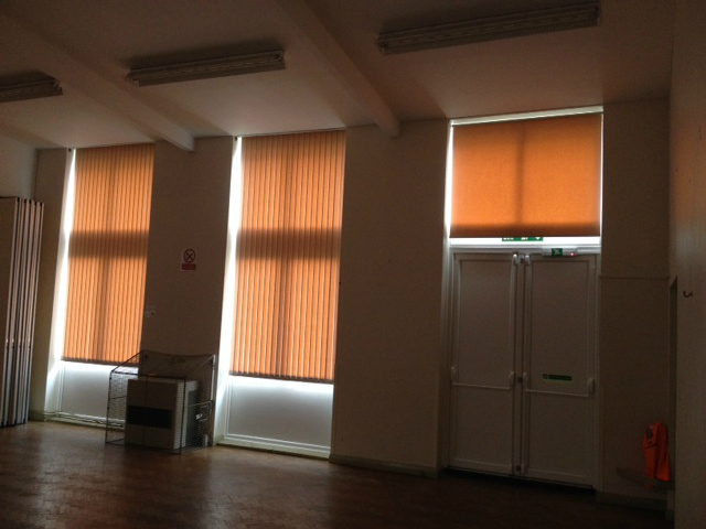 Roller Blinds and Louver Blinds