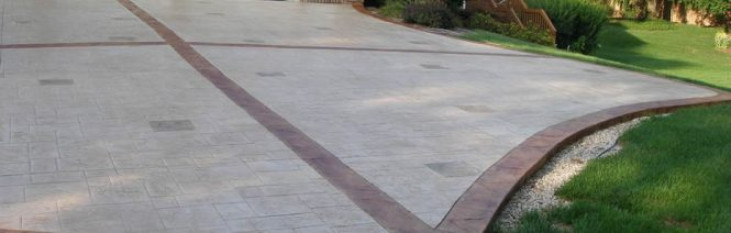Stamped Concrete Patios Mi Detroit Decorative