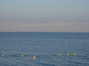 Me in Dead Sea