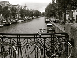 Amsterdam from Paris 7