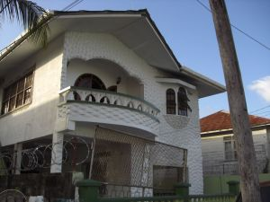 Cornbread's mansion 5