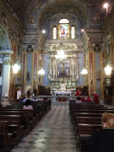 Inside the Church of Jesus-a