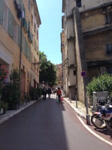 Street in Menton-1