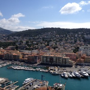 View of the Port of Nice 2-a